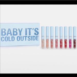Kylie Cosmetics Holiday Mini 8 Piece Lip Set